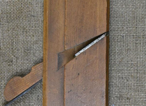 Moulding Plane: No. 14 Hollow by W.M. Marples + Sons, Sheffield 80209280