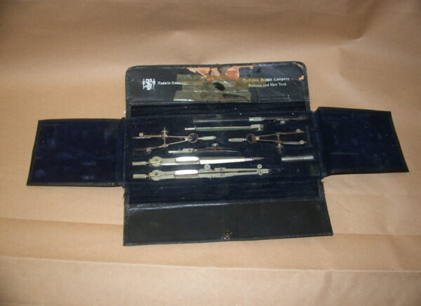 Technical Supply Co Drawing Instrument Set, 80212716