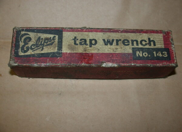 Eclipse No 143 Tap Wrench, 80212721