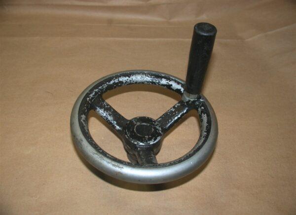 "Spare 6"" Machine Handwheel,5/8"" Bore, 3/16"" Keyway, 80212761"