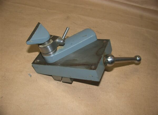 Small Hand Woodturning Rest and Base for Lathe, 80212767