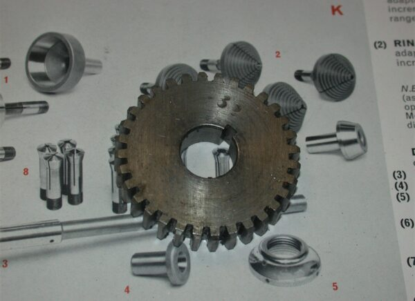 Boxford 32 Tooth Change Gear. 80212770