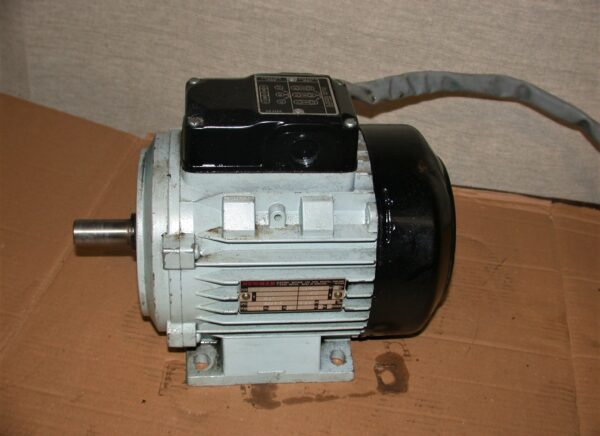Newman 0.55kw/3/4 HP Dual Voltage Foot Mounting 3 Phase Motor, 80212841