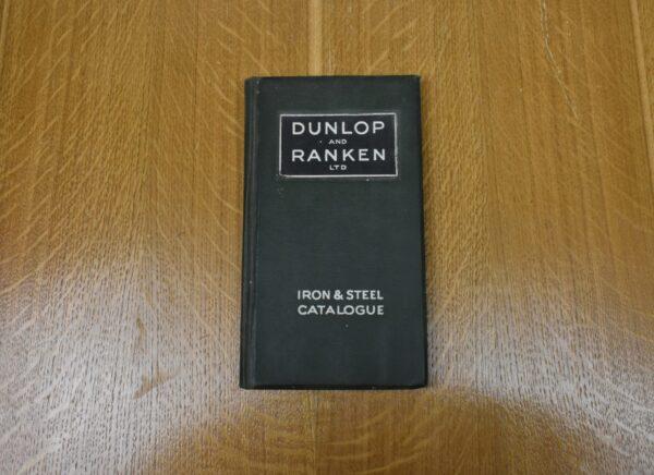 Dunlop & Ranken Iron & Steel Catalogue, 1932. 80212794