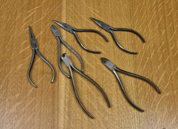 Assortment of Small Pliers, Cutters etc. 80212885